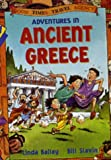 img - for Adventures in Ancient Greece (Good Times Travel Agency) book / textbook / text book