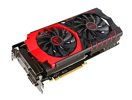 MSI R9 390 GAMING 8G Radeon R9 390 Graphic Card - 1.06 GHz C