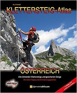 Klettersteig Atlas österreich Alle Lohnenden Klettersteige