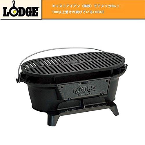 (ロッジ) LODGE ldg-030 グリル LODGE ロッジ ロジック スポーツマンズグリル/1033647/調理器 B00ZTVTXG2