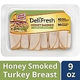 Oscar Mayer Deli Fresh Meats Turkey Breast, Shaved, Smoked, 9 oz