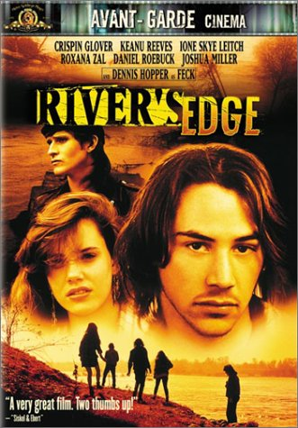 Image result for River's Edge Movie Covers 1986