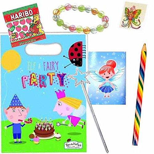 Bolsas de fiesta rellenas para niñas Ben and Holly (nº 2), 1 ...