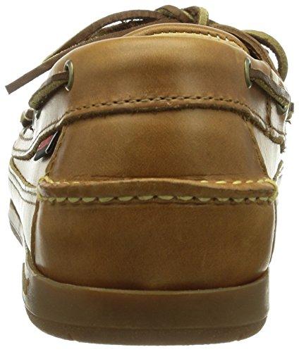 Sebago Men's Schooner Boat Shoe Cognac Leather best online online cheap online discount pictures clearance get authentic VDSM1i1mrL