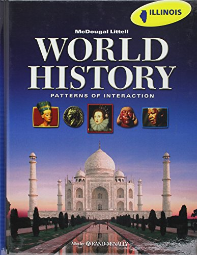 Holt McDougal World History Patterns of Interaction 2008 Student Edition 2008