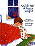 A Child Said a Prayer Tonight, Nancy Bestmann, 1890398004