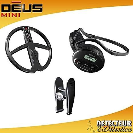 Detector de metales XP DEUS MINI V3,2 nuevo 5, letra a: Amazon.es: Electrónica