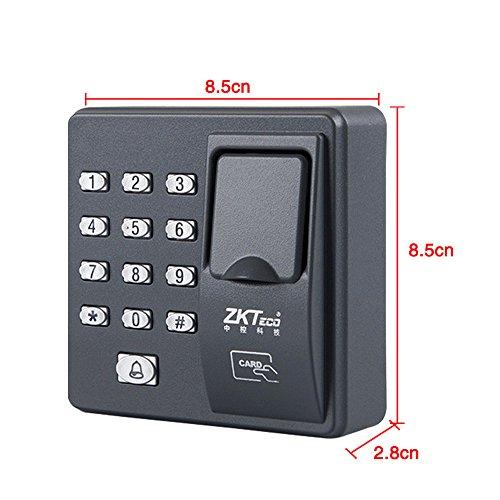 OBO HANDS Biometric Fingerprint RFID Keypad for Access Control System +10 Keycards+ RFID Crystal Tag