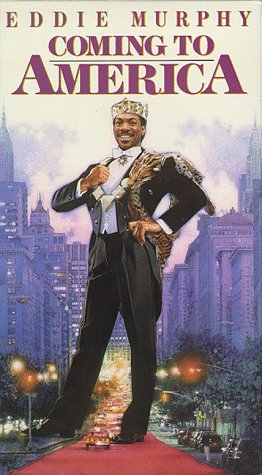 Coming to America [VHS] - Coming To America Movie Costumes