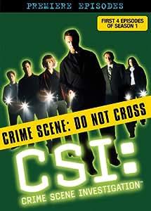 C.S.I. Crime Scene Investigation - The Premiere Episodes (Season One, Episodes 1-4)