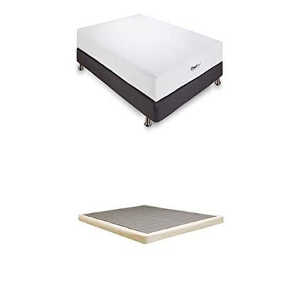 Amazon Com Classic Brands Cool Gel Memory Foam 8 Inch Mattress With