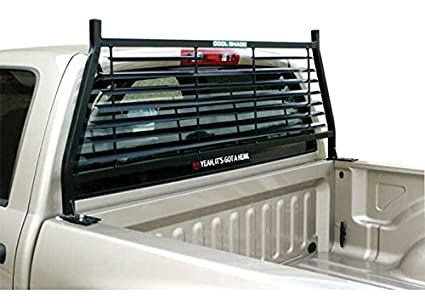 F250 Headache Rack >> Go Industries 20751b Flat Iron Headache Rack For Ford F 250 F 350