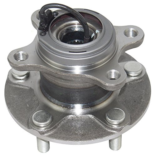 Rear Wheel Hub Bearing Assembly Replacement for Suzuki All-Wheel drive 43402-80J54 HA590331 512393 (Hub Rear Drive Assembly)