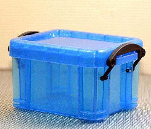 XENO-1PC Jewelry Box Candy color mini lock PP Storage box catch plastic box - Sunglasses Buy Designer Best Place To