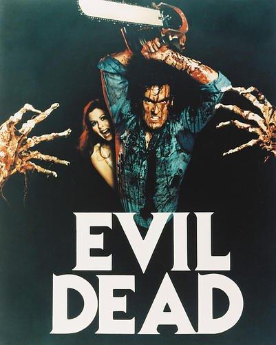 The Evil Dead Color 8x10 HD Aluminum Wall Art at Amazon's