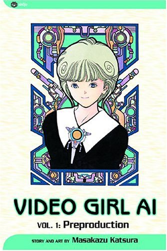 Read Online Video Girl Ai, Vol. 1: Preproduction pdf