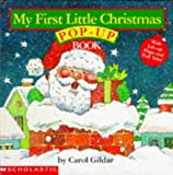 img - for My First Little Christmas Pop-Up Book book / textbook / text book