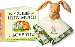 Guess How Much I Love You Board Book & Blanky Gift Set
