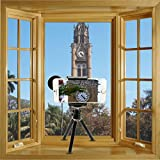 XTRA Zoomer 8X Optical Zoom Telescope Mobile Camera Lens Kit with Tripod and Adjustable Holder
