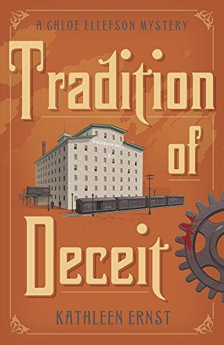 Tradition of Deceit (A Chloe Ellefson Mystery Book 5)