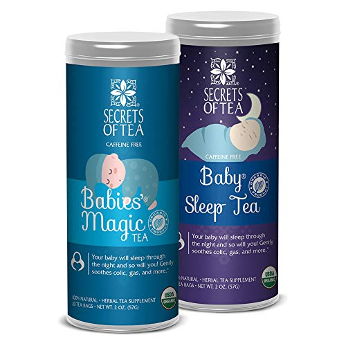 Sanitized maternity teas (Baby Tea Bundle)