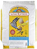 Sun Seed Company BSS40180 Vita Mix Daily Diets for Finch, 25-Pound