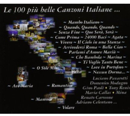 100 Of The Most Beautiful Italian Songs