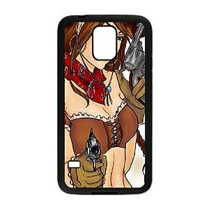 Bounty Hunter Samsung Galaxy S5 Cell Phone Case Black Tribute gift PXR006-7637776