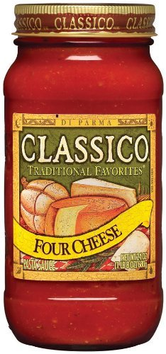 CLASSICO FOUR CHEESE 24oz 3 pack