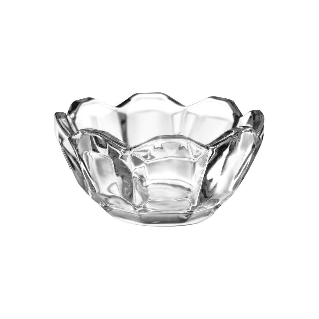 Treo By Milton Shelby Glass Tumbler Set, Set of 6, Transparent
