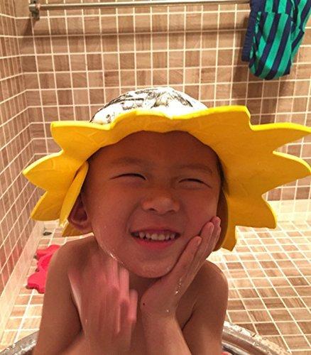 2 opinioni per Ibepro® Safe shampoo baby shower Cap Balneazione protezione morbido berretto