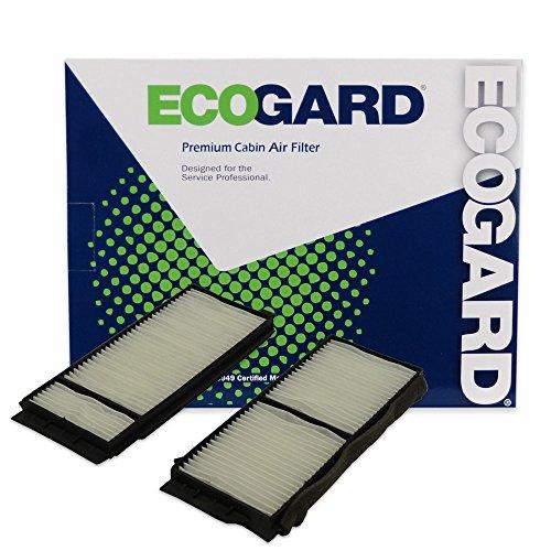 ECOGARD XC15873 Premium Cabin Air Filter Fits Mazda 3, 5
