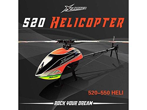 (XLPower 520 Kit With XLPower 4020 Motor)