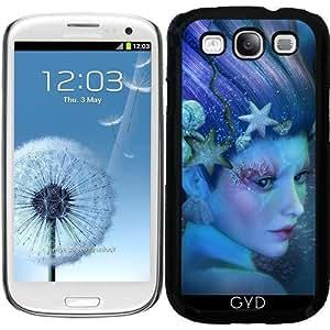Funda para Samsung Galaxy S3 (GT-I9300) - Retrato De La Sirena by Illu-Pic.-A.T.Art