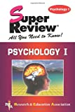 img - for Psychology I Super Review book / textbook / text book