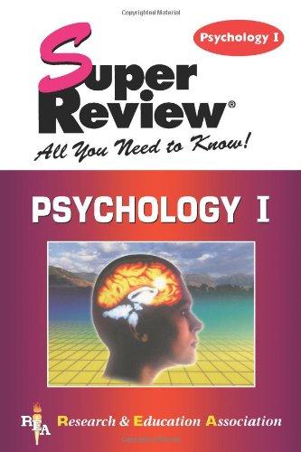 Psychology I Super Review