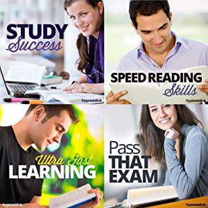 Power Student Hypnosis Bundle Speech