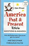 img - for Quiz Wizard America Past & Present Trivia book / textbook / text book