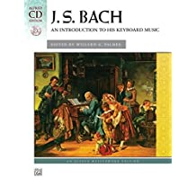 Bach - An Introduction to His Keyboard Music: Book and CD
