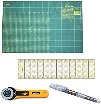 Kadusi Kit para Patchwork Olfa 60x45