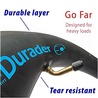 18x2.5 Inner Tube with Angled Valve for Electric Bikes: Sports & Outdoors