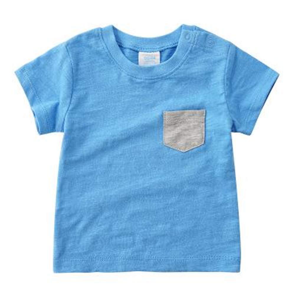 Short Sleeve T Shirt for Boys Girls Kids Clothes Boy Shirt Cotton Infant top
