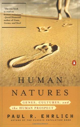Human Natures Paul Ehrlich