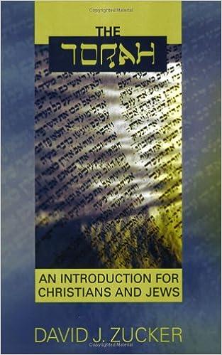 Gratis ebook downloads til mobiltelefoner The Torah: An Introduction for Christians and Jews in Danish PDF ePub iBook 0809143496