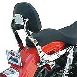Jardine Touring Backrest Kit Quick Detach for Yamaha Raider