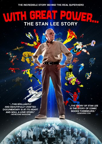 Stan Lee: With Great Power (DVD)