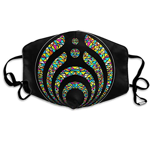 Rolvsx Bassnectar Warmth Unisex Mouth-Muffle Original Mask Dust-Proof Anti-Haze Earloop Face Mask]()