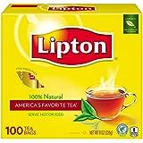 Lipton Black Tea, 100 ct