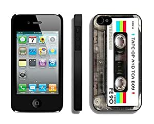 Cute For Iphone 6Plus 5.5Inch Case Cover Soft Silicone Hard Retro Audio Cassette Cell Phone for Iphone 6Plus 5.5Inch
