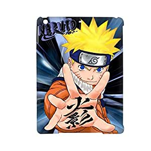 Generic Cases For Kid Design Naruto For Ipad Air 1St Apple Plastics Protector